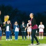 Girls Soccer Honors Teacher Fighting Cancer