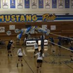 Varsity Volleyball Wins their Final Match
