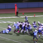 Walnut High School Varsity Football falls to Diamond Ranch High School 35-7