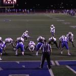 Walnut High School Varsity Football falls to Charter Oak High School 38-3