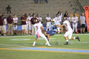Varsity Football 2016 Vs. West Covina