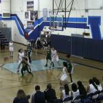 Walnut High School Girls Varsity Basketball beat Monrovia High School 71-34