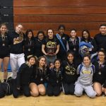 Girls Wrestling Take 1st Place at Tournament
