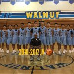 Walnut High School Boys Junior Varsity Basketball beat Upland High School 53-37