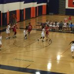Walnut High School Girls Varsity Basketball falls to Great Oak High School 56-50
