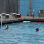 Walnut High School Girls Varsity Water Polo beat San Dimas High School 9-6