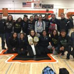 Girls Wrestling 6th out of 50 Teams and have Tournament MVP