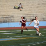 Girls Soccer Scores at Claremont Tournament