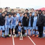 Walnut High School Boys Varsity Soccer Places 2nd at Don Lugo Tournament