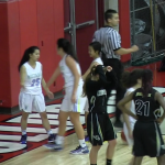 Walnut High School Girls Varsity Basketball beat Citrus Valley – Ayala Varsity Tournament 74-32