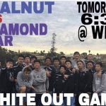 Walnut High School Boys Varsity Basketball beat Diamond Bar 66-64