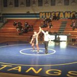 Walnut High School Boys Varsity Wrestling beat Chino High School 51-18