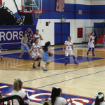 Walnut High School Girls Varsity Basketball falls to Los Altos 52-47