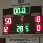 Walnut High School Boys Varsity Wrestling beat West Covina High School 50-18