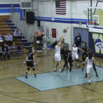 Walnut High School Girls Varsity Basketball beat Diamond Ranch High School 77-51