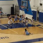 Walnut High School Girls Junior Varsity Basketball beat Charter Oak High School 39-29