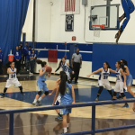 Walnut High School Girls Varsity Basketball beat Chino High School 66-36