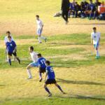 Walnut High School Boys Junior Varsity Soccer beat Diamond Ranch High School 5-0