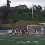 Walnut High School Girls Varsity Soccer falls to West Covina High School 3-0