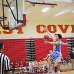 Walnut High School Boys Varsity Basketball beat West Covina High School 67-56
