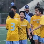Walnut High School Boys Junior Varsity Soccer beat West Covina High School 1-0