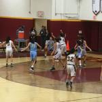 Walnut High School Girls Varsity Basketball beat West Covina High School 58-38