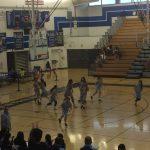 Walnut High School Girls Junior Varsity Basketball beat Diamond Ranch High School 51-7