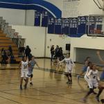 Walnut High School Girls Varsity Basketball beat Diamond Ranch High School 65-36