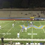 Walnut High School Boys Varsity Soccer beat Charter Oak High School 3-1