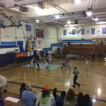 Walnut High School Girls Junior Varsity Basketball falls to Charter Oak High School 39-34