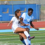 Pictures from CiF Girls Soccer Game