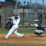 Walnut High School Varsity Baseball beat La Canada at Bonita Tournament