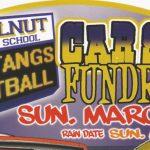 Football Car Show Fundraiser Sunday