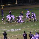Walnut High School Varsity Football falls to South El Monte High School 37-14