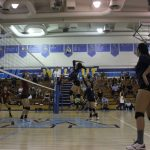 Walnut High School Girls Varsity Volleyball beat Don Lugo High School 3-1