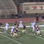 Walnut High School Varsity Football falls to West Covina High School 29-13
