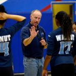 Walnut High School Girls Varsity Volleyball beat Charter Oak High School 3-2