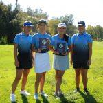 Walnut Girls Wins Freshman Sophomore Golf Tournament