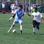 Boys Varsity Soccer beats Gladstone 3 – 1