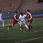 Boys Varsity Soccer falls to West Covina 2 – 1