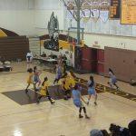 Girls Junior Varsity Basketball beats Don Lugo 45 – 16