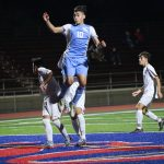 Boys Varsity Soccer falls to Los Altos/Hacienda Heights 3 – 1