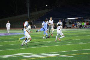 Boys Varsity Soccer Vs Los Altos