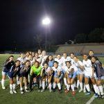 Girls Varsity Soccer Wins League