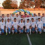 Boys Soccer Says Good-bye to 14 Seniors