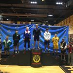 Wrestling at Masters and CIF