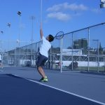 Boys Varsity Tennis beats Los Altos 15 – 3