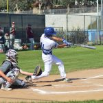 Boys Freshman Baseball beats West Covina 15 – 1