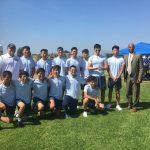 Boys Varsity Tennis Wins Tiebreaker