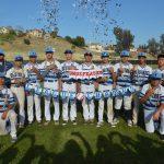 Boys Freshman Baseball beats Chino 6 – 4